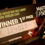 €124.020 voor de winnaar