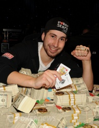 Jonathan Duhamel: 2010 WSOP World Champion!