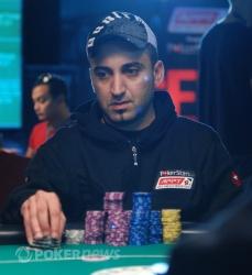 Seat 5: Fabiano Michael (Australia) - 231,000 chips