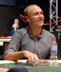 Mitchell Carle Eliminated in 21st Place (A$13,875)