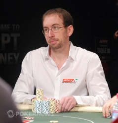 Antoine Amourette Eliminated in 5th Place (A$97,970)