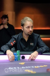 Daniel Negreanu - 2nd Place