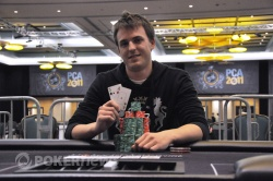 Will Molson - 2011 PCA $25,000 High Roller Champion