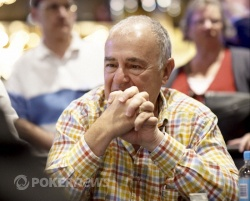 Michael Guttman eliminated in 6th place ($8,155)