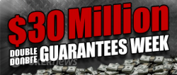 $30 Million Double Guarantees Week on Full Tilt Poker