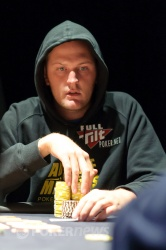 Shane Sigsbee Eliminated in 11th Place (AUD$100,000)