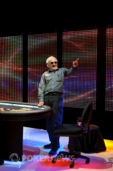 David Gorr (during the Aussie Millions Main Event): No buddy, YOU DA MAN!