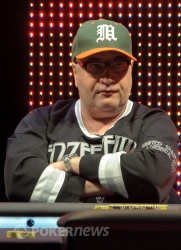 Randy Dorfman Eliminated in 5th Place (AUD$325,000)