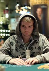 Simon Charette - 2nd Place