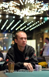 Daniel Laidlaw Eliminated in 9th Place (AUD $13,500)