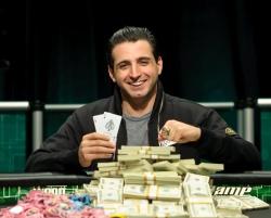 Ali Eslami - Champion!