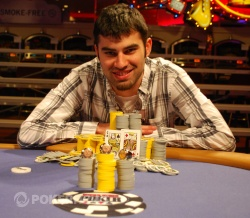 Kyle Cartwright- Harrah's St. Louis Champion ($142,290)