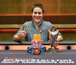 Vanessa Selbst - Back to Back NAPT Mohegan Sun Champion!