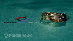 What they're all playing for - the WSOP Gold Bracelet