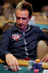 Alessio Isaia - Chip leader