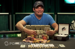 Sam Barnhart, Champion of the WSOP-Circuit National Championship!