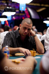 Robert Mizrachi is your new chip leader.