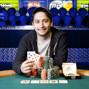 Allen Bari, winner Event 4 $5000 No-Limit Hold'em