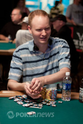 Chip Leader Jon Turner