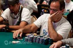 Cliff Josephy Eliminated in 37th Place