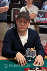 Carlos Mortensen- Eliminated in 40th Place