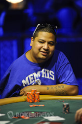 David Diaz wins Event 12!