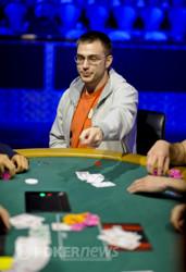 "David ""Bakes"" Baker identifies the winning hand -- his own"