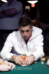 Gian Carlos Oliveri Eliminated in 6th Place