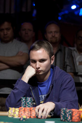Alexander Martin Eliminated in 5th Place