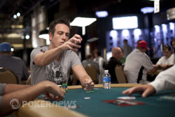 Lex Veldhuis folds?