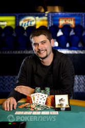 Event 22 Bracelet Winner