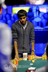 Emil Patel Eliminated In 6th Place ($45,554)