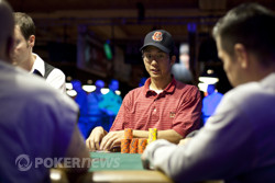 Jonathan Tamayo Fills Up At Final Table