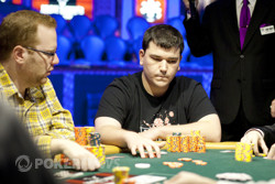 Aaron Steury Becoming The Bully At Final Table