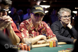 Richard Harwood - Eliminated in 2nd Place ($342,407)