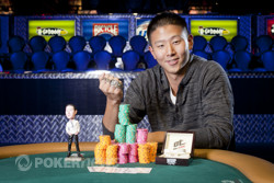 Chris Lee champion WSOP Event 29