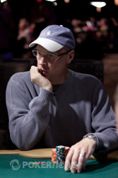 Alan Stevens - Eliminated in 9th Place