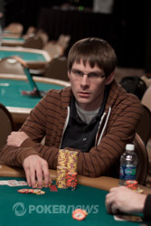 Daniel Heffner - Eliminated in 16th Place