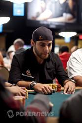 David Pishvafar - Eliminated in 12th Place