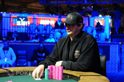Phil Hellmuth - 2nde place