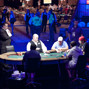 Steven Merrifield, Jason Mercier, Joseph Ressler, and David Chiu begin play while Hans Winzeler is still on break.