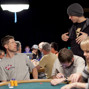 Huck Seed and Phil Laak discussing H.O.R.S.E.