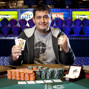 Mikhail Lakhitov winner of event 36