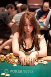 Melanie Weisner - 14th Place ($24,679)