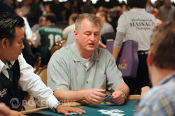Defending Champ Frank Kassela