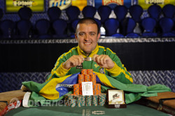Event #43 Champion Andre Akkari