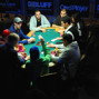 Owais Ahmed, Gerard Rechnitzer, Scott Final table - Bohlman, Michael Mizrachi, Thomas Whitehair, Gregory Jamison, Antony Lellouche, Abe Mosseri, Scotty Nguyen