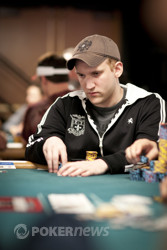 Jason Somerville - out