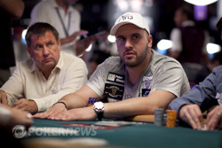 Michael Mizrachi looking to repeat