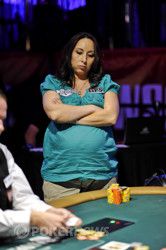 Karina Jett - 2nd Place ($119,010)